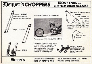denvers choppers
