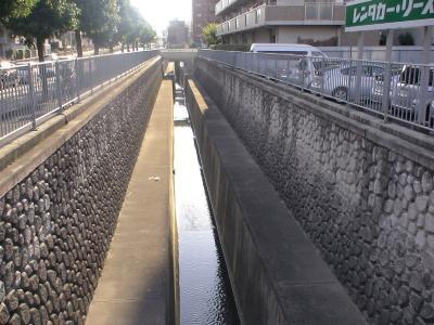 現在の細井川