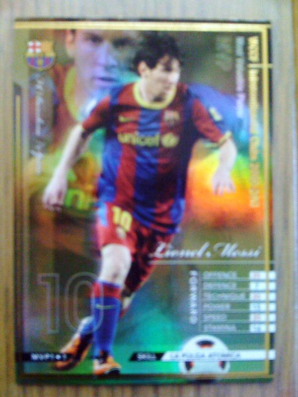 MVP Messi