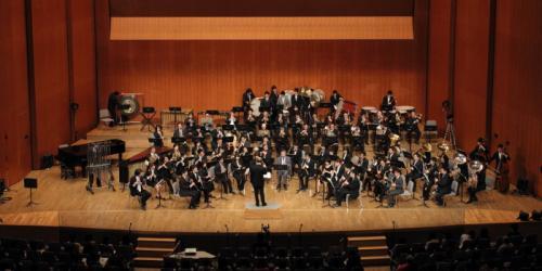 関西高校吹奏楽部1