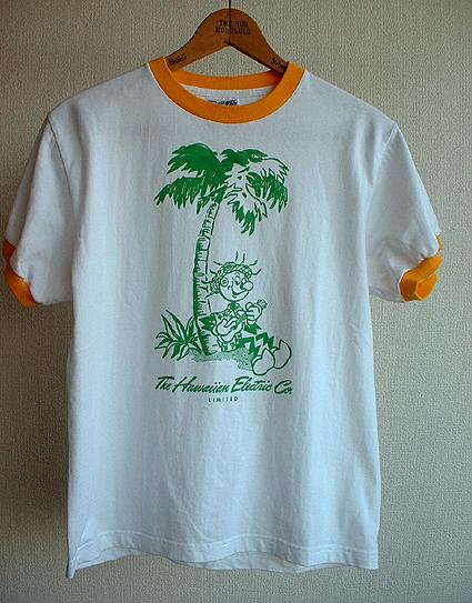 レディキロワットのヴィンテージTシャツ