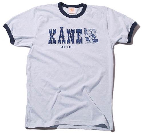 アロハブレンドTシャツ、カネ