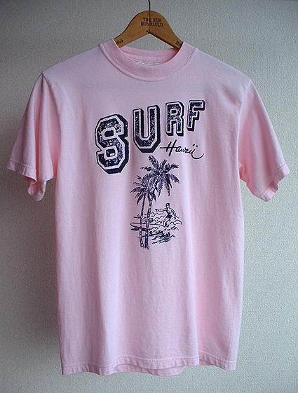 surf hawaii pink