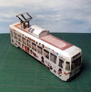 おかでん版たま電車HOバージョン2