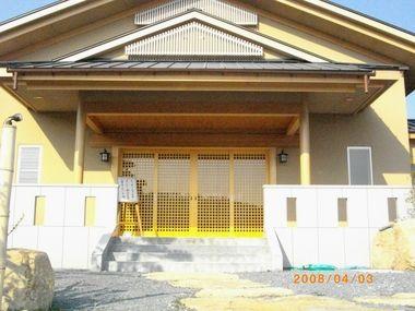 正修寺本堂