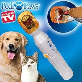 PediPaws ペットの爪の自動ケアグッズ ペディパウ 取替やすり3個つき