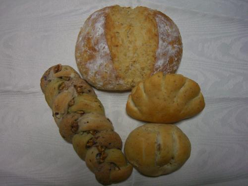 ころぼっくる のパン