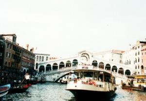 ベニス・リアルト橋(1996)