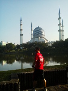 禁ラーTとモスク