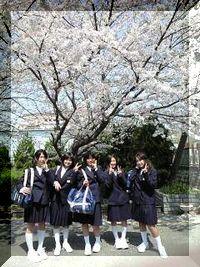 h中学入学式2