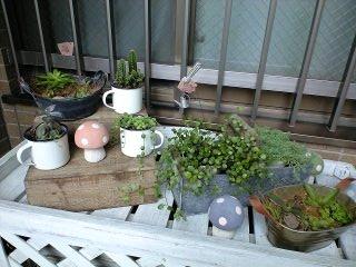 お庭作り1
