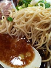 ラーメン金丸麺110715