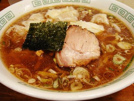 いまむら式ワンタン麺@いまむら総本店