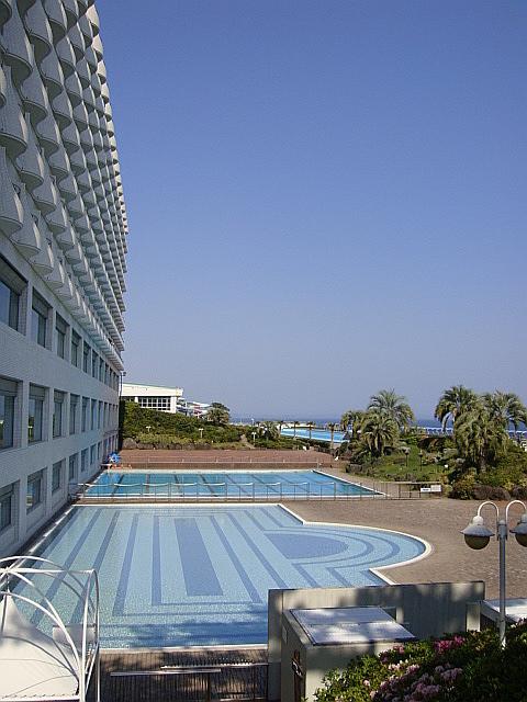 大磯のホテル