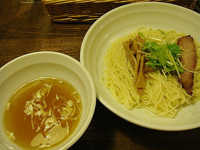 塩つけ麺@荏原町 しなてつ
