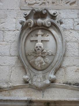 髑髏の教会