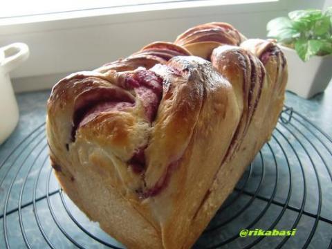 ブラックベリーパン