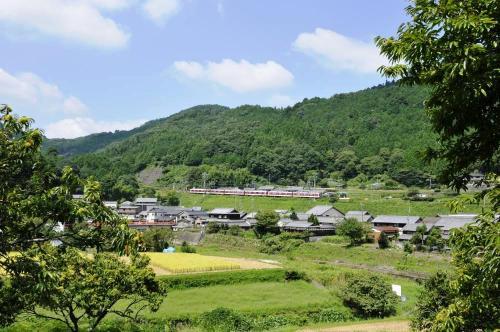 近鉄大阪線 三本松-赤目口