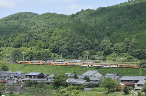 近鉄大阪線 三本松-赤目口 Ⅱ
