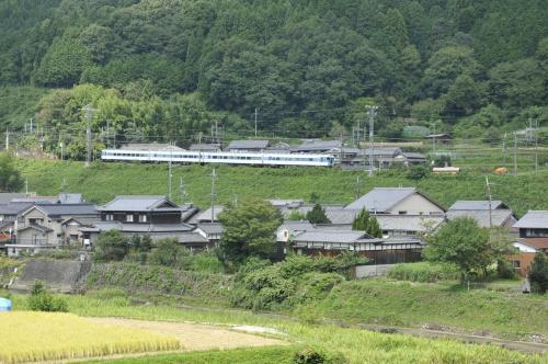 近鉄大阪線 三本松-赤目口 Ⅲ