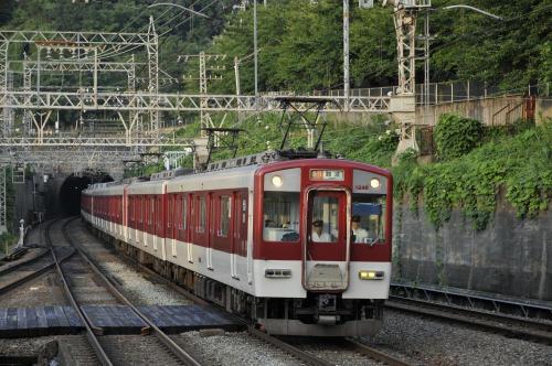 生駒トンネル