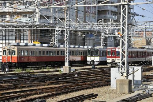 阪神&近鉄