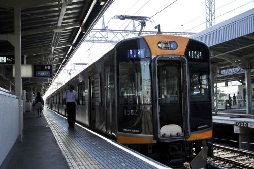 西大阪線尼崎
