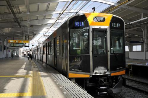 西大阪線西九条