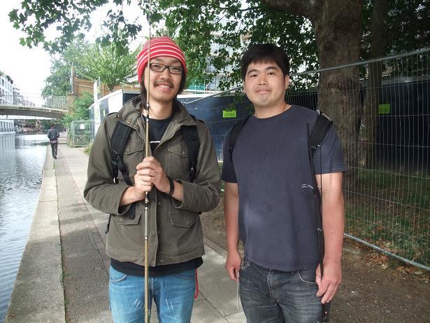 shota and Mogi-san