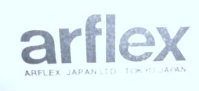 arflex  ロゴ