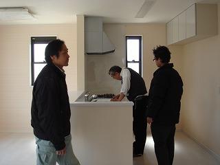 屋上リビングの家120403c