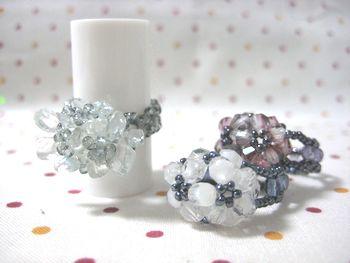 懐かしい指輪たち1