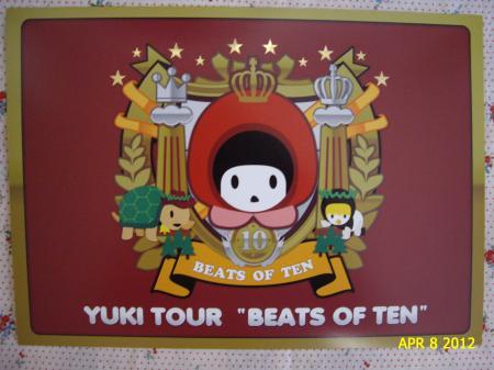 YUKI2012tour