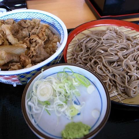 2011-07-26 吉野屋そば 006