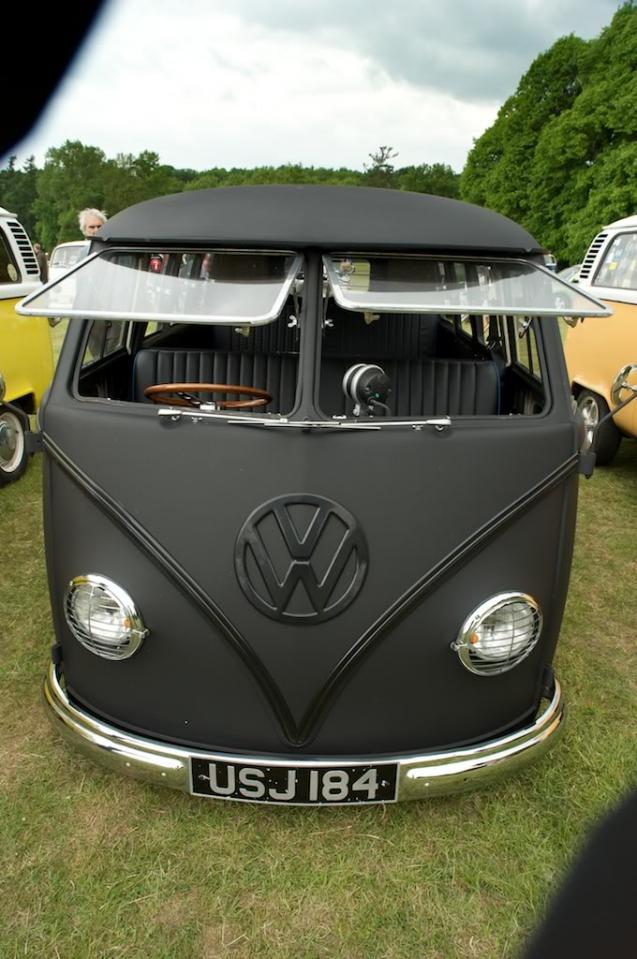 Mat Black Type2