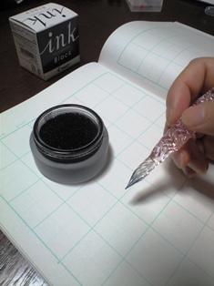 ガラスペン4