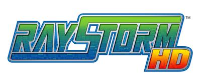 レイストームロゴ