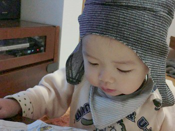 20111214haruと帽子A
