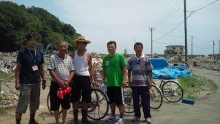 7月16日 自転車3
