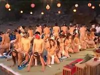 「珍宝祭り」のセックス儀式をリポートする