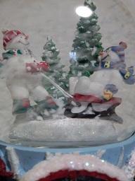 雪だるまのクリスマス1