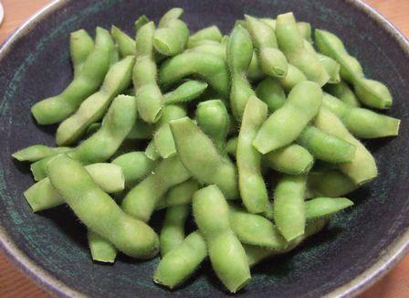 八尾の枝豆