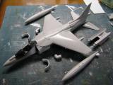 縦割りの機体は合わせ目の処理が手間(´・ω・`)