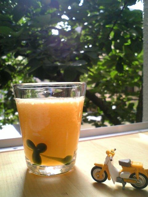 スタイルプラスパワージューサー バレンシアオレンジ