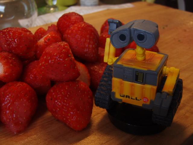 苺とヲーリー