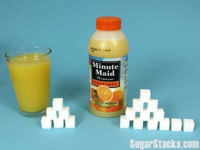 Minute Madeのお砂糖