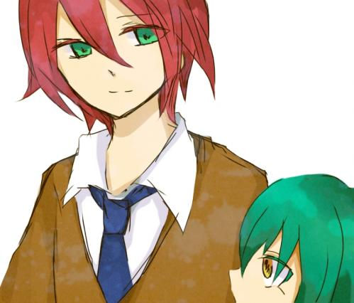 ヒロトとマサキ