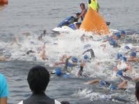 水泳 スタート!1.5k