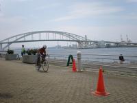 自転車 40k
