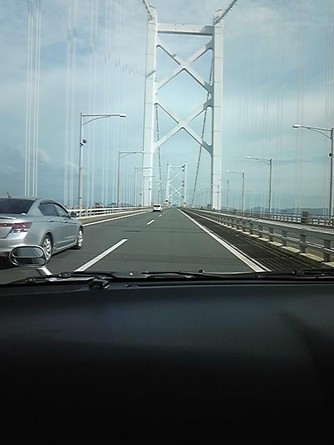 城崎行き 瀬戸大橋